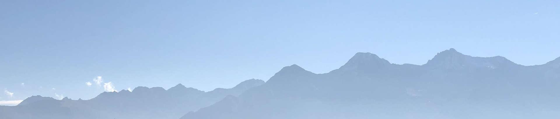 Bergspitzen